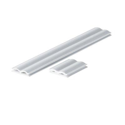 Baumit PVC lábazati szegélytoldó profil